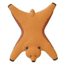 Wild Brown Bear Bendable Magnetic Holder W/Card Pack