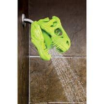 Wash 'N Roar T-Rex Shower Head - Green