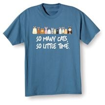 So Little Time Shirts - Cats