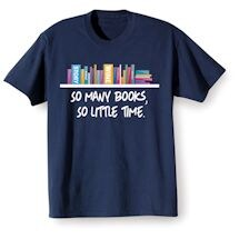 So Little Time Shirts - Books