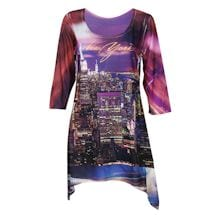Majestic Skylines Tunics - New York City