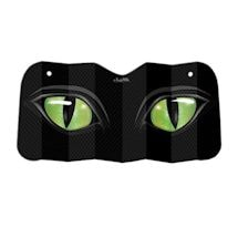 Crazy For Cats: Cat Eyes Auto Windsheild Car Sun Shade