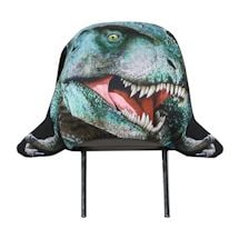 Animal Headrest Covers - T-Rex