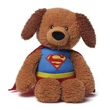 DC Comics Superman Dog by Gund