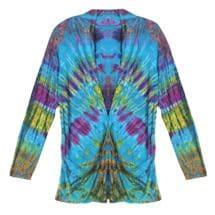 Mudmee Tie Dye Spandex Cover Up
