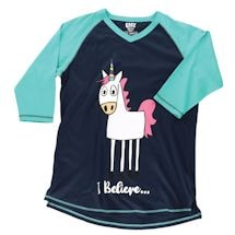 I Believe Unicorn Sleep Tee