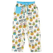 Hoo's Awake Owl Sleep Pants