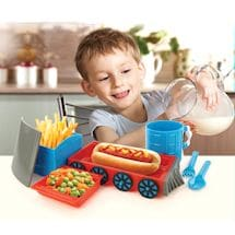 Chew Chew Train Dinner Set