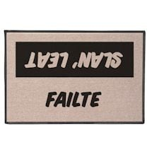 International Hello/Goodbye Doormats - Irish