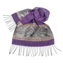 Celtic Beasties Scarves - Cat