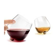 Aura Aerating No-Spill Wine Glasses