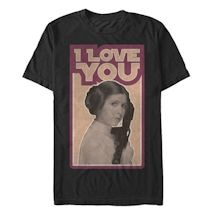Leia Couple T-Shirt