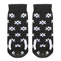 Children's Toe-Rattle Socks - Kitty