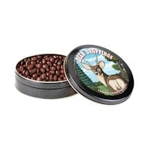Deer Droppings Tin