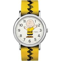 Peanuts Classic Timex Character Watches - Charlie Brown