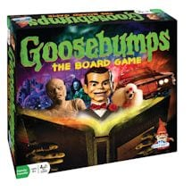 Goosebumps-The Board Game