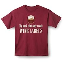Book Club Only T-Shirts