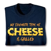 Favorite Grilled Cheese Shirts