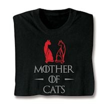 Mother Of Cats Shirts