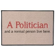 Personalized A Normal Person And Someone Else Doormat
