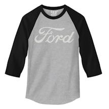 Ford & Chevy Baseball Tees
