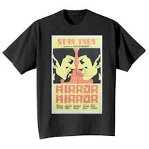 Star Trek Movie Poster Tees - Mirror, Mirror