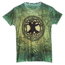 Sublimated Celtic Shirts - Tree Of Life