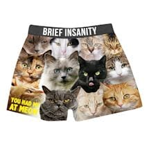 Sublimated Pet Boxer Shorts