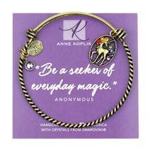 Fantasy Bangle Bracelets - Rainbow Unicorn