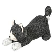 Pouncing Cat Doorstop