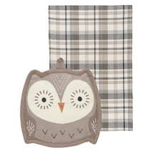 Animal Shaped Kitchen Pocket Pals - Owl