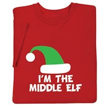 Middle Elf Shirts