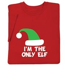 Only Elf Shirts