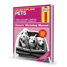 Haynes Manuals To Life - Pets