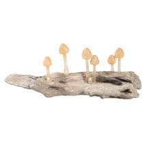 Mushrooms on Branch Accent Light - LED Lamp