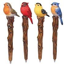 Songbirds Shaped Pen Set