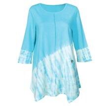 Pastel Tie-Dye Tunic