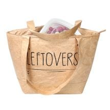 Leftovers Insulated Food Bag