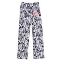 One Cat Short PJ Pants