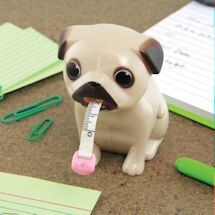 Pug Desk Accessories - Tape Measure