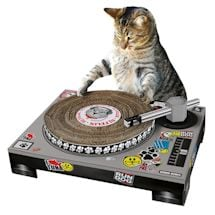 Turntable Cat's Scratch Pad