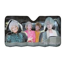 Golden Girls Windshield Sun Shade