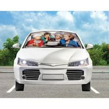 Golden Girls Auto Windshield Car Sun Shade