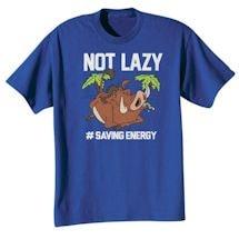 Not Lazy T-Shirt