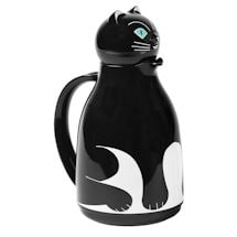 Cat Shaped Vacuum Carafe