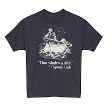 Moby Dick Tee