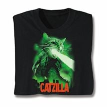 Pet-Zilla T-shirt