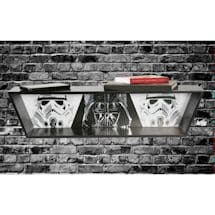 Darth Vader/Storm Trooper Shelf