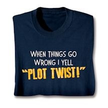 Plot Twist T-Shirt