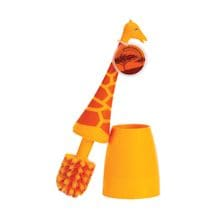 Giraffe Toilet Brush And Caddy
